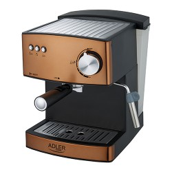 Adler AD 4404cr Combi coffee maker 1.6 L Semi-auto