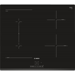 Bosch Serie 4 PVS631BB5E hob Black Built-in 60 cm Zone induction hob 4 zone(s)