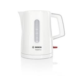 Bosch CompactClass TWK3A051 electric kettle 1 L Grey,White 2400 W