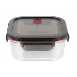 ZWILLING 39506-006-0 food storage container Square Box 1.1 L Black, Transparent 1 pc(s)