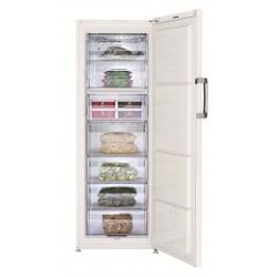 Beko FS127330N freezer Freestanding Upright White 237 L