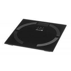 Łucznik BS-11B personal scale Square Black Electronic personal scale