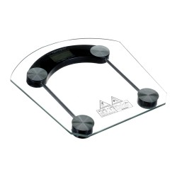 Esperanza EBS008K personal scale Electronic personal scale Rectangle Black