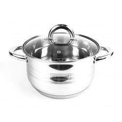 Feel-Maestro MR3513-24 24 cm Pot with a lid