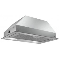 Bosch Serie 2 DLN53AA70 cooker hood 302 m³/h Built-in Stainless steel D