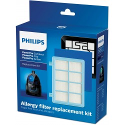 Philips 1x Exhaust filter Replacement Kit