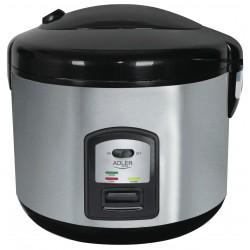 Adler AD 6406 rice cooker Black,Stainless steel 1000 W