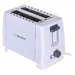 Esperanza Caprese toaster 2 slice(s) White 700 W