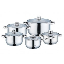 Maestro MR-2020 A set of pots of 10 elements