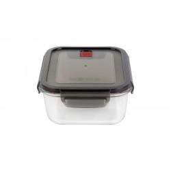 ZWILLING 39506-002-0 food storage container Rectangular Box 1.4 L Black, Transparent 1 pc(s)