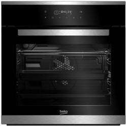 Beko BIM 25402 XMS oven Electric 71 L Black,Stainless steel A+