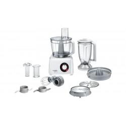Bosch MultiTalent 8 food processor 3.9 L Translucent,White 1100 W