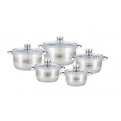 Maestro MR-2220 A set of pots of 10 elements