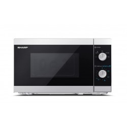 Sharp Home Appliances YC-MS01E-S microwave Countertop Solo microwave 20 L 800 W