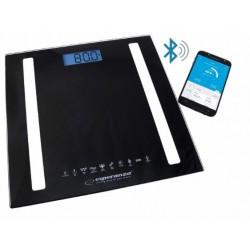 Esperanza EBS016K personal scale Electronic personal scale Square Black