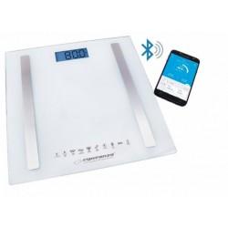 Esperanza EBS016W personal scale Electronic personal scale Square White