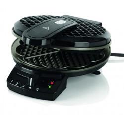 Ravanson GR-7010 waffle iron 4 waffle(s) Black 1200 W