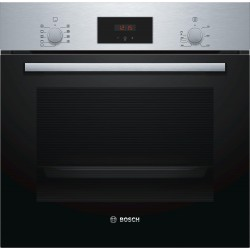 Bosch Serie 2 HBF114BS1 oven Electric 66 L A Stainless steel