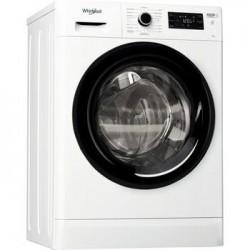 Whirlpool FWSG 61251 B PL N washing machine Freestanding Front-load 6 kg 1151 RPM F White