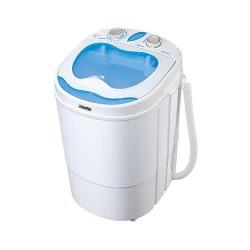 Mesko MS 8053 washing machine Freestanding Top-load 3 kg Blue, White