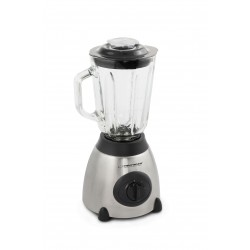 Blender jug Esperanza Margarita EKM020 (500W; black color, steel color, transparent color)