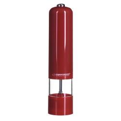 Grinder electric for pepper Esperanza Malabar EKP001R (red color)