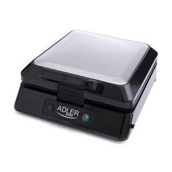 Adler AD 3036 waffle iron 4 waffle(s) Black,Grey 1500 W