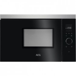 AEG MBB1756SEM Built-in Solo microwave 17 L 800 W Black,Stainless steel