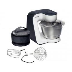 Bosch MUM54A00 food processor 900 W 3.9 L Black, Silver, White