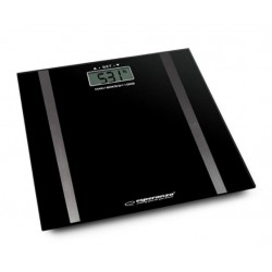 Esperanza EBS018K personal scale Electronic personal scale Rectangle Black
