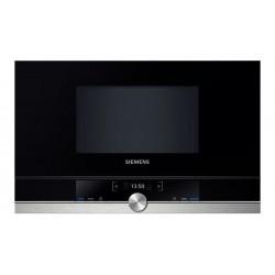 Siemens BF634RGS1 microwave Built-in 21 L 900 W Black,Silver