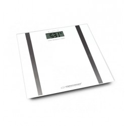 Esperanza Samba Electronic personal scale Rectangle White