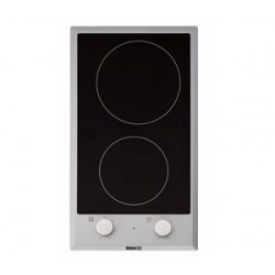 Beko HDCC32200X hob built-in Zone induction hob 2 zone(s)