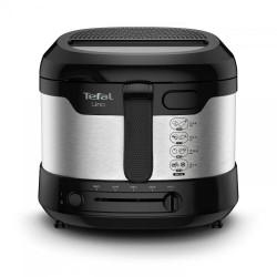 Tefal Uno FF215D fryer Deep fryer Single Black,Stainless steel Stand-alone 1600 W