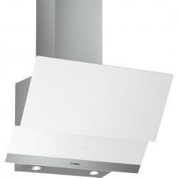 Bosch Serie 4 DWK065G20 cooker hood 530 m³/h Wall-mounted Stainless steel C