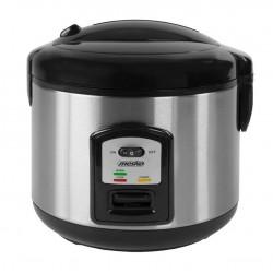 Mesko MS 6411 rice cooker Black,Stainless steel 1000 W