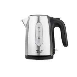 Adler AD 1273 electric kettle 1 L Black,Hazelnut,Stainless steel 1200 W