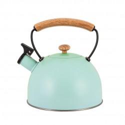 Steel kettle Promis TMC-15G - CLARA