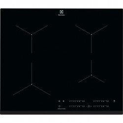 Electrolux EIT61443B hob Black Built-in Zone induction hob 4 zone(s)