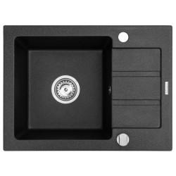 Kitchen sink MAIDSINKS Promo 62x44 1B 1D black