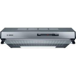 Bosch Serie 2 DUL62FA51 cooker hood Wall-mounted Stainless steel 250 m³/h D