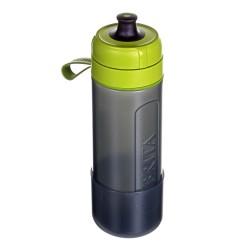 Brita Fill&Go Active 600 ml Sports Black,Lime Plastic