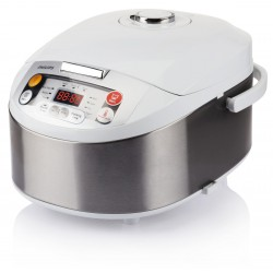 Philips Viva Collection HD3037/70 rice cooker White 980 W