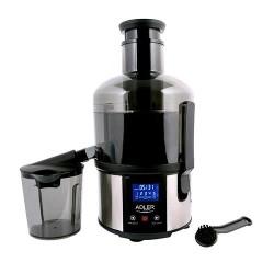 Adler AD 4124 juice maker Electric tomato juicer Black,Silver 800 W