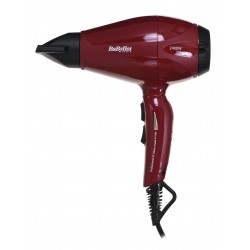 BaByliss 6615E hair dryer Black,Red 2400 W