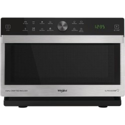 Whirlpool MWP 338 SX microwave Countertop Combination microwave 33 L 900 W Stainless steel