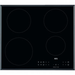 AEG IKB64301FB Black Built-in Zone induction hob 4 zone(s)