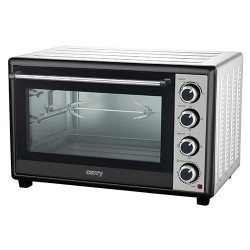 Camry CR 111 oven Electric 45 L 2000 W Black,Satin steel