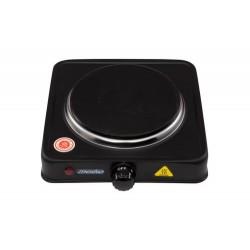 Mesko MS 6508 hob Black Freestanding Sealed plate 1 zone(s)