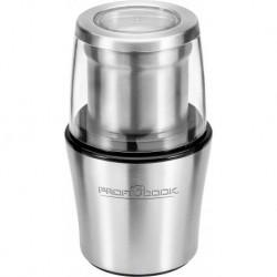 Clatronic PC-KSW 1021 coffee grinder Blade grinder Stainless steel 200 W